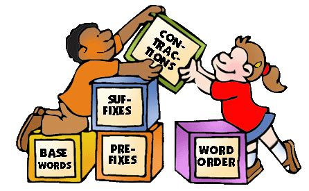 Vocabulary for writing reports